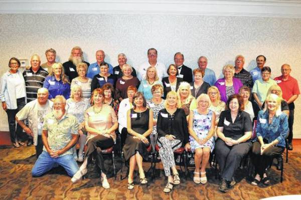 Class of 1967 holds 50th reunion - Morrow County Sentinel