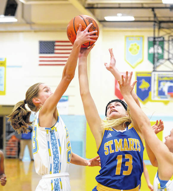 Girls basketball: Bath tops St. Marys in overtime - The ...