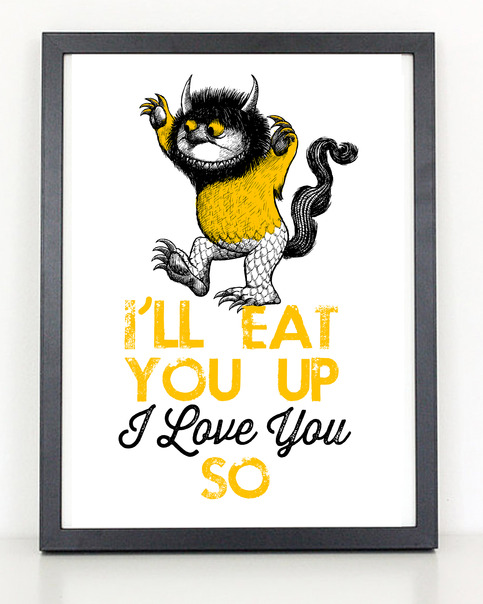 Download I'll Eat You Up, I Love You So - Where the Wild Things are ...