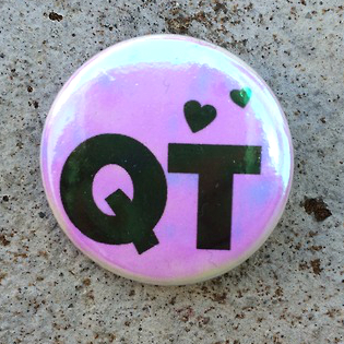 QT Pinback Button · Fat and Nerdy · Online Store Powered ...