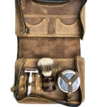 Divina Denuevo Men S Shaving Kit Wet Shaving Toiletry Bag Vintage Style Shaving Case Online Store Powered By Storenvy
