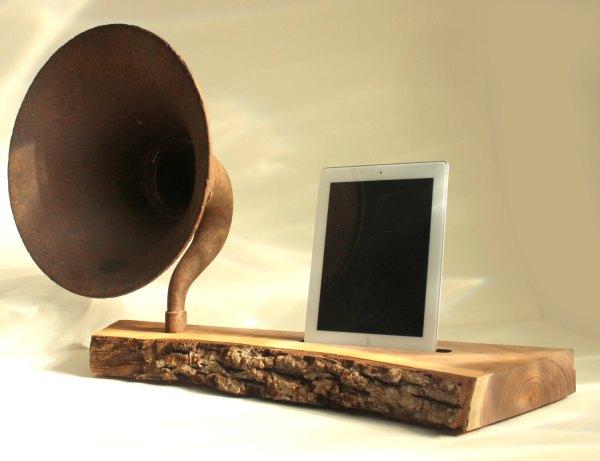 idockit | iHorn - iPad - iPad mini - iPhone - Acoustic ...