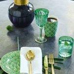 Greengate Besteck Gold 4er Set Von Greengate Gunstig Bestellen Skandeko