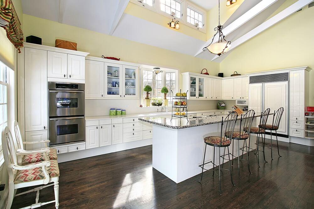 Most Popular Kitchen Layouts