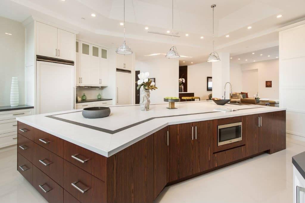 60 Ultra Modern Custom Kitchen Designs (Part 1) on Ultra Modern Luxury Modern Kitchen Designs  id=12321