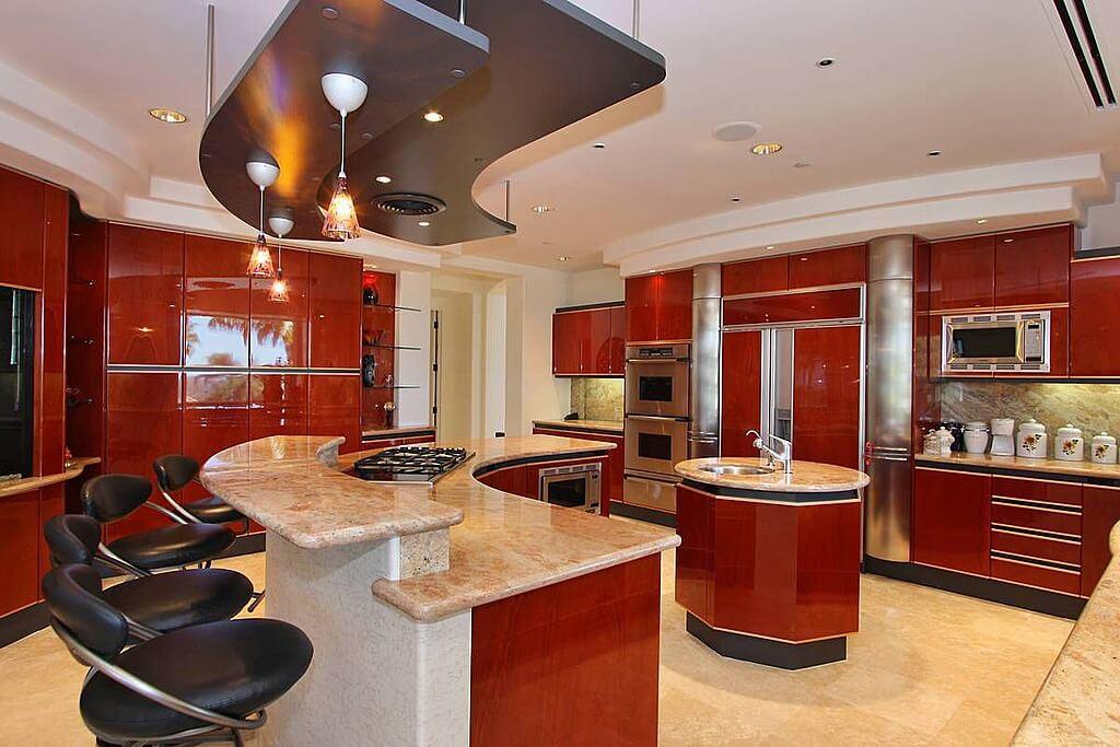 60 Ultra Modern Custom Kitchen Designs (Part 1) on Ultra Modern Luxury Modern Kitchen Designs  id=13167