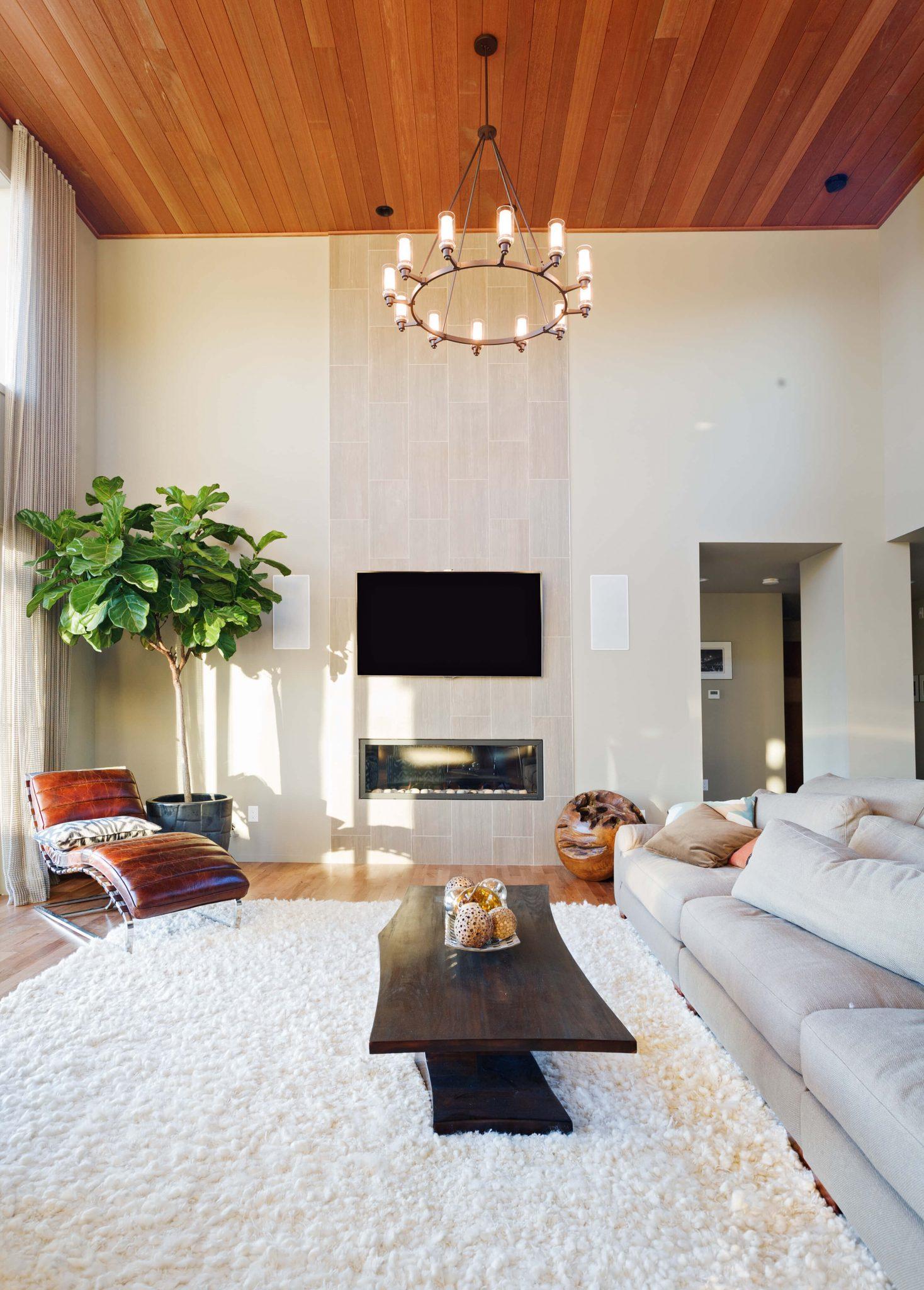 43 Light Amp Spacious Living Room Interior Design Ideas