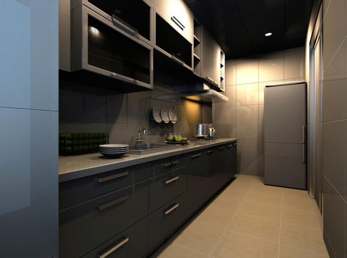 Galley Kitchen Layout Ideas