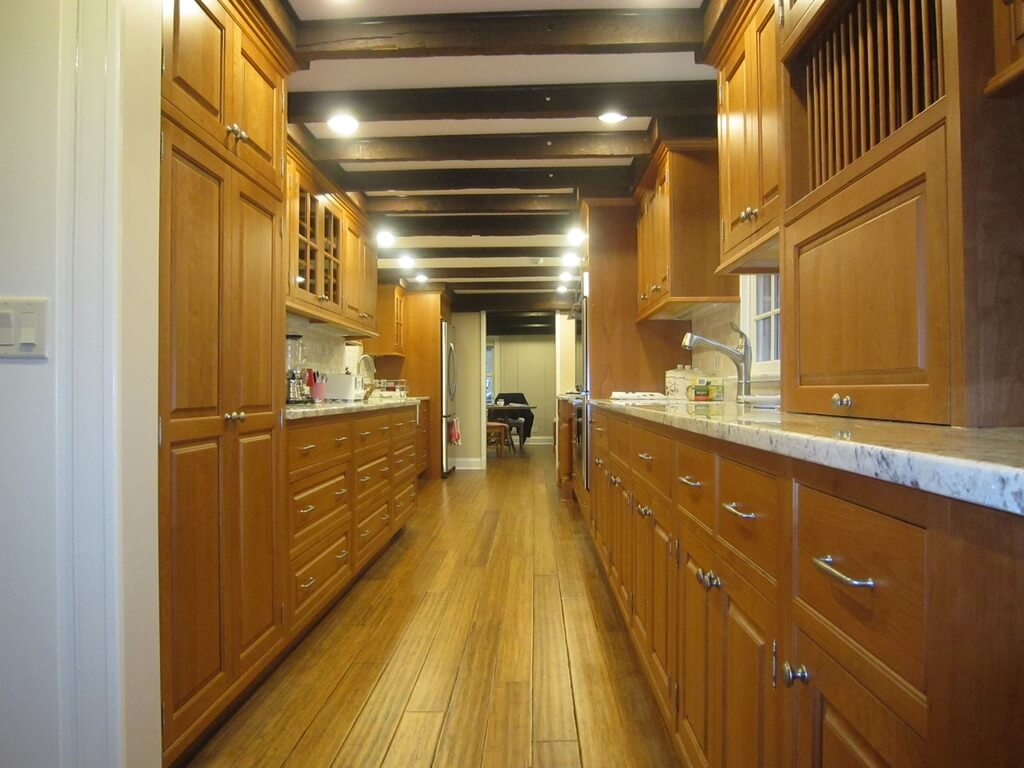 Very Small Galley Kitchen Ideas