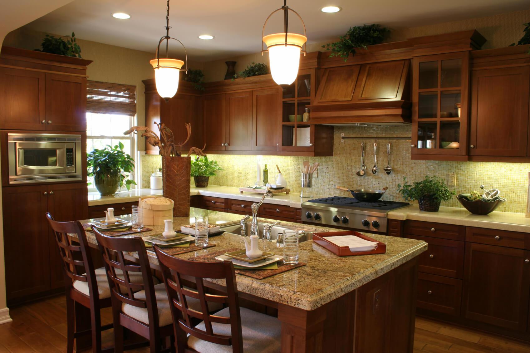 52 Dark Kitchens with Dark Wood and Black Kitchen Cabinets on Maple Kitchen Cabinets With Dark Wood Floors Dark Countertops  id=82902