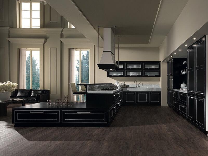 41 Luxury U-Shaped Kitchen Designs & Layouts (Photos) on Ultra Modern Luxury Modern Kitchen Designs  id=82024