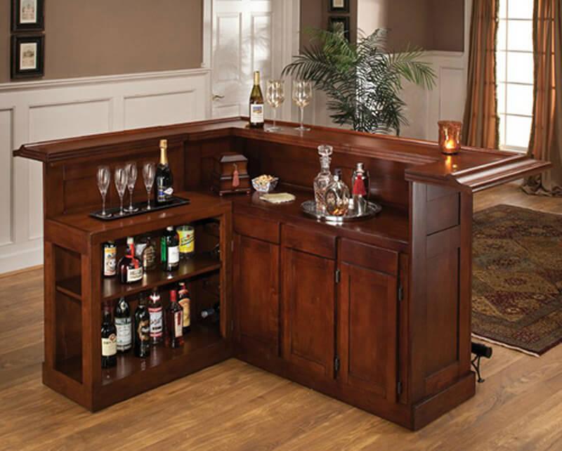 30 Top Home Bar Cabinets, Sets & Wine Bars (ELEGANT & FUN
