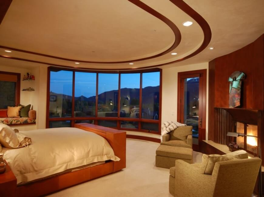 33 Incredible Master Bedroom Designs from Top Designers ... on Best Master Room Design  id=77918