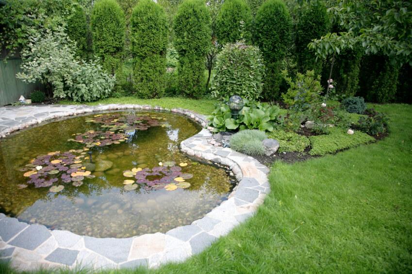 37 Backyard Pond Ideas & Designs (Pictures) on Backyard Koi Pond Designs  id=25026