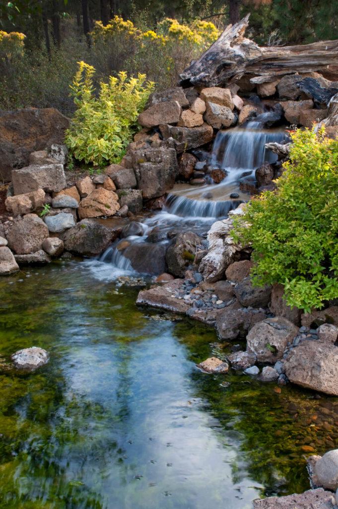 50 Pictures of Backyard Garden Waterfalls (Ideas & Designs) on Rock Garden Waterfall Ideas  id=57473