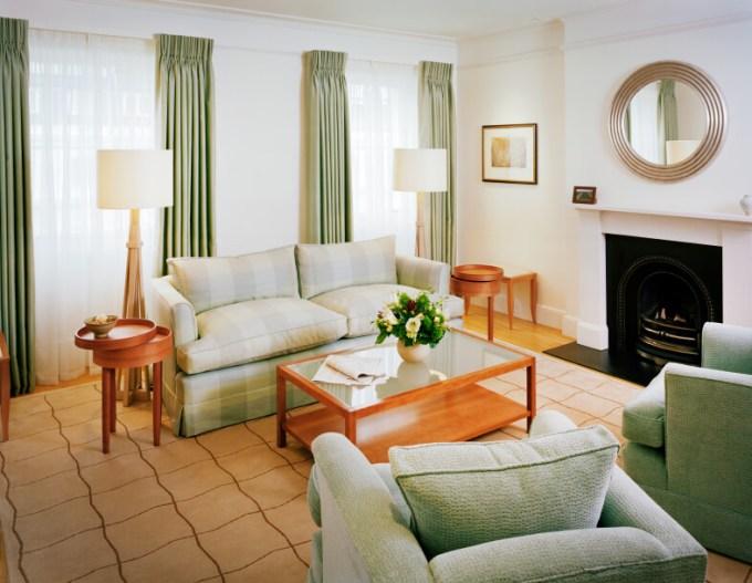Sage Green Living Room Curtains Thecreativescientist Com