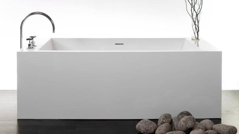 Incredible Custom Luxury Bathtubs By WETSTYLE And W2 By WETSTYLE
