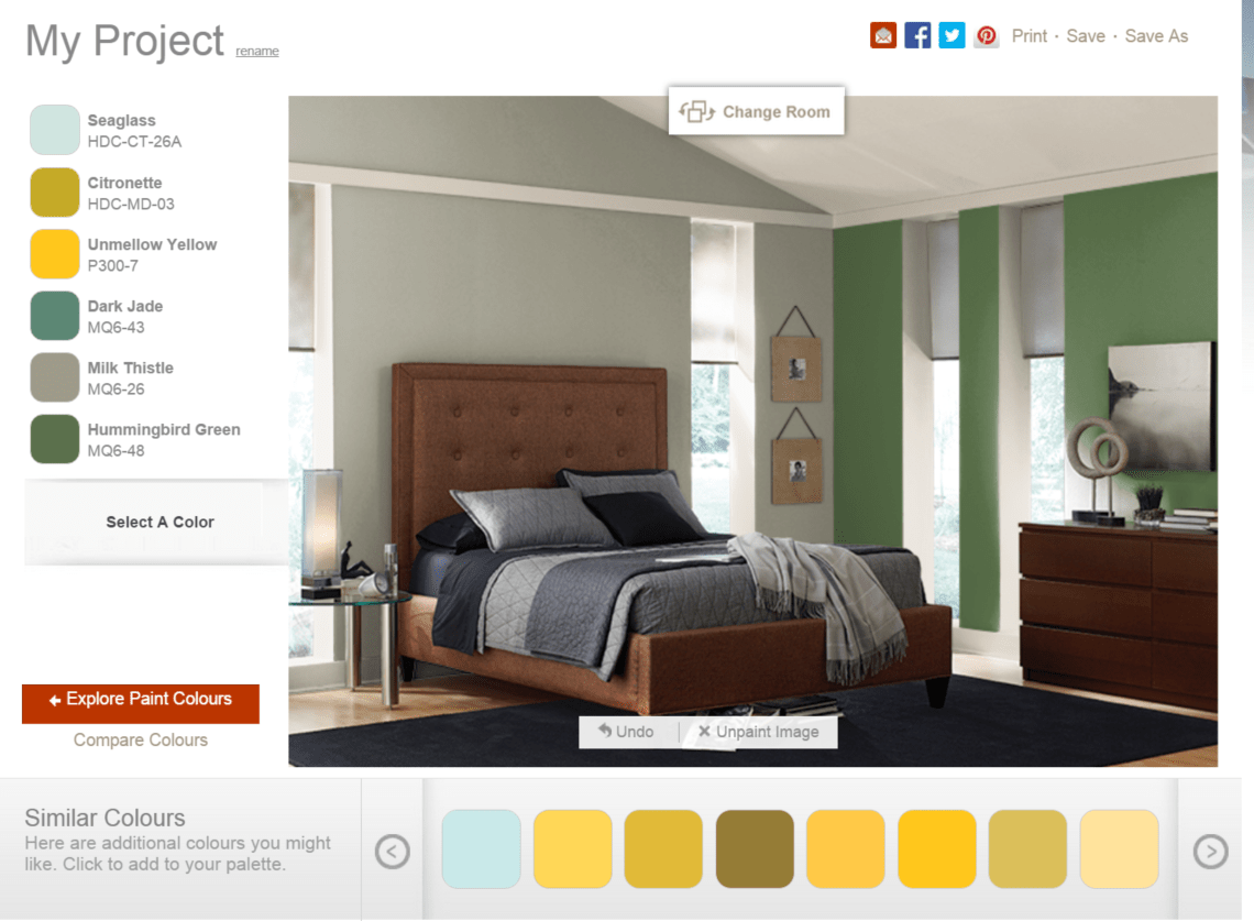 the best free virtual paint color software online 5 options on paint colors online id=79084