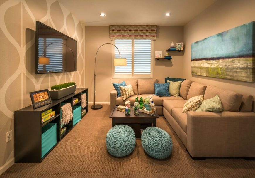 21 Neat and Tidy Living Room Storage Ideas on Fun Living Room Ideas  id=63389