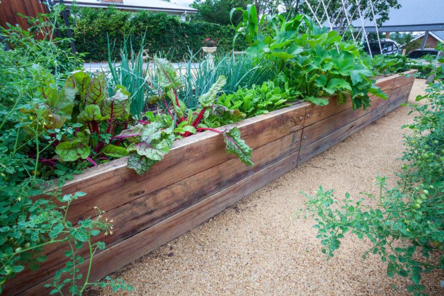 41 Backyard Raised Bed Garden Ideas on Backyard Raised Garden Bed Ideas id=98829