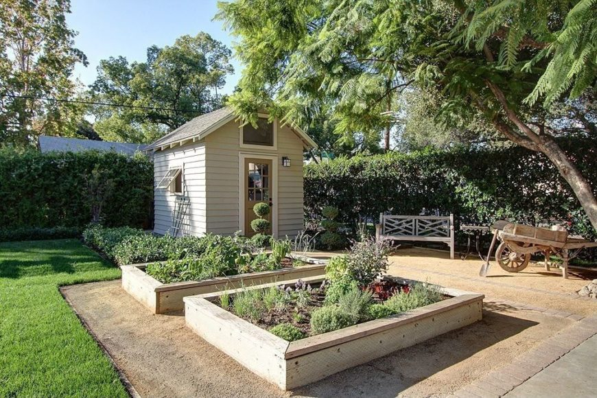 41 Backyard Raised Bed Garden Ideas on Backyard Raised Garden Bed Ideas id=98213