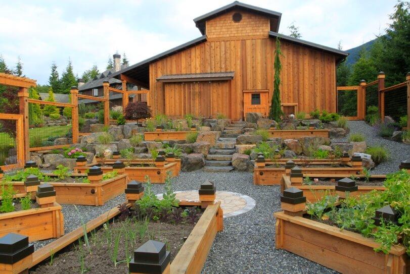 41 Backyard Raised Bed Garden Ideas on Backyard Raised Garden Bed Ideas id=22734
