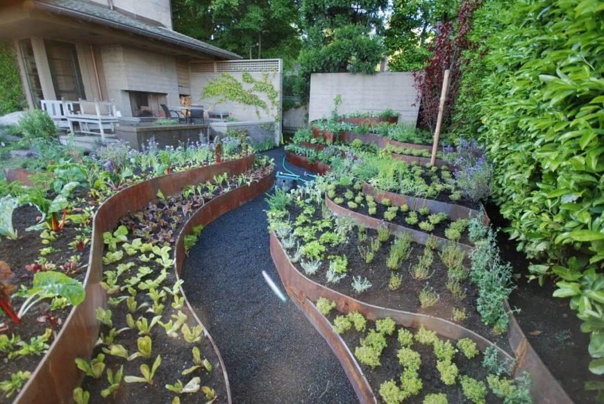 24 Fantastic Backyard Vegetable Garden Ideas on Vegetable Garden Ideas For Backyard id=68943