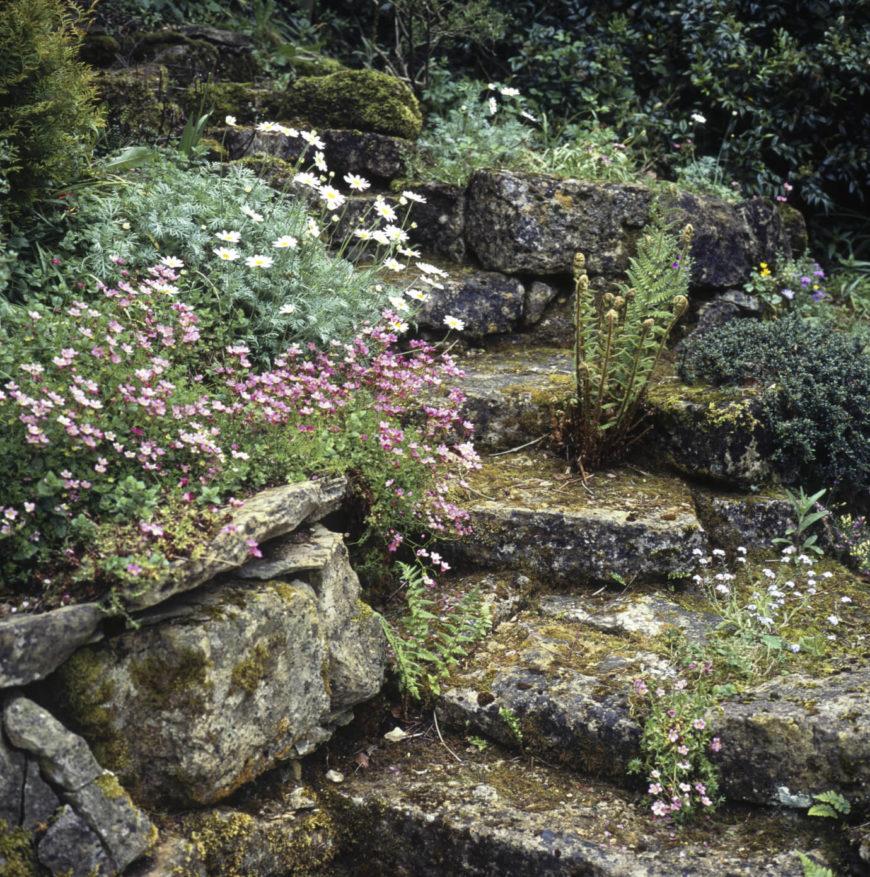 32 Backyard Rock Garden Ideas on Rock Backyard  id=27792