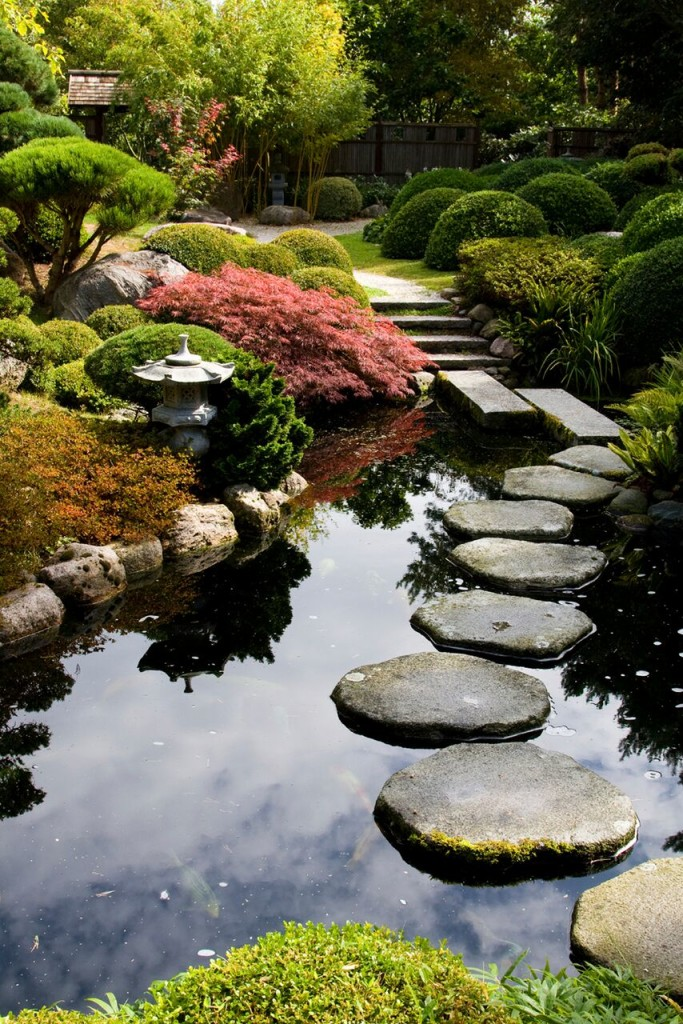 38 Glorious Japanese Garden Ideas on Backyard Japanese Garden Design Ideas id=72155