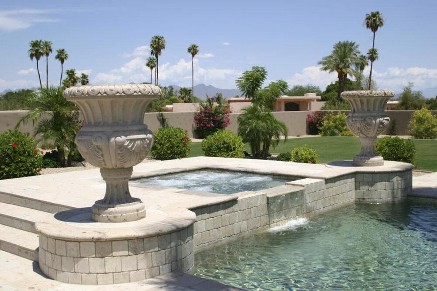 30 Spectacular Backyard Palm Tree Ideas on Palm Tree Backyard Ideas id=95720