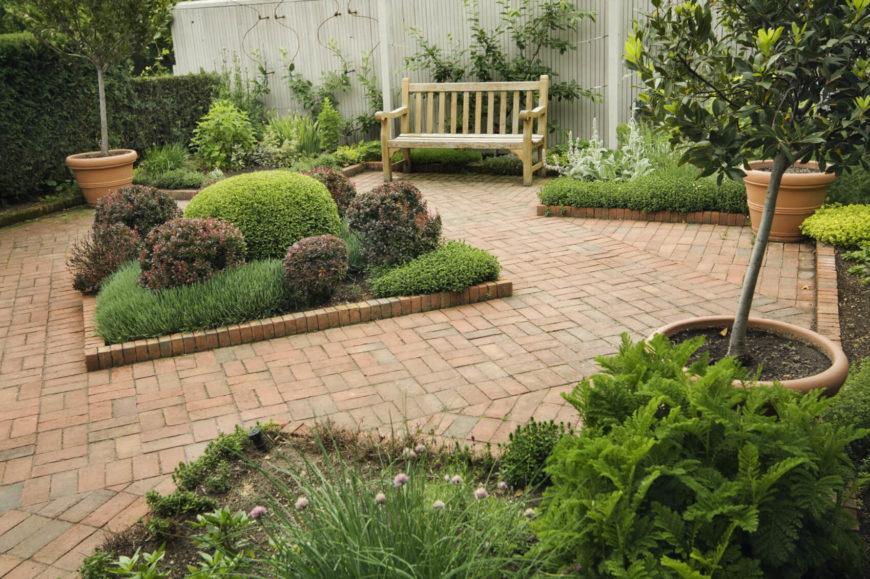 39 Pretty Small Garden Ideas on Open Backyard Ideas id=97838