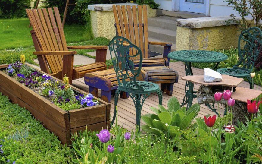 39 Pretty Small Garden Ideas on Landscape Design Small Area id=54150