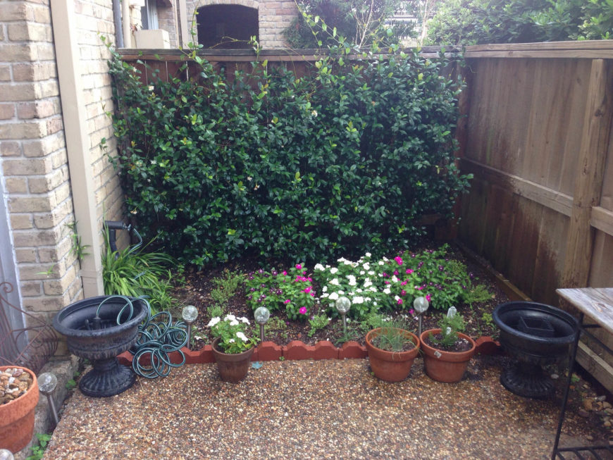 39 Pretty Small Garden Ideas on Landscape Design Small Area id=40958
