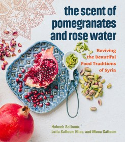 Cover for The Scent of Pomegranates and Rose Water