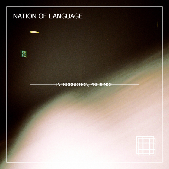 Nation of Language Introduction, Presence cover artwork