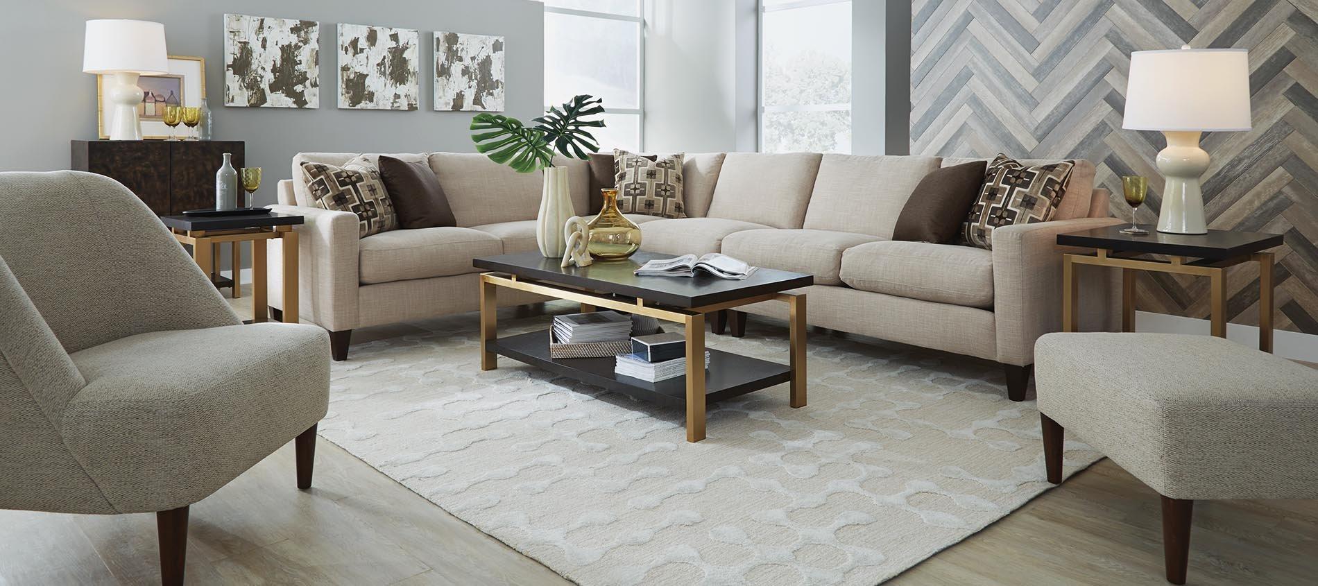 flexsteel custom furniture options