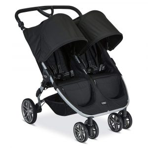 Britax B Agile Double Stroller Review