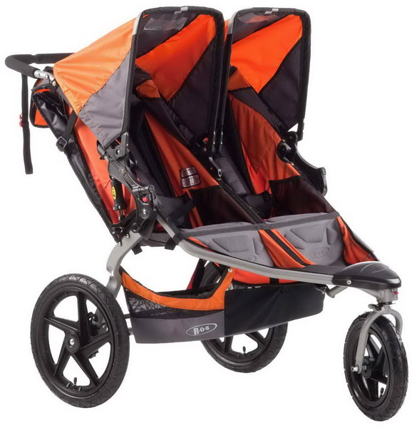 BOB Revolution Double Jogging Strollers Reviews