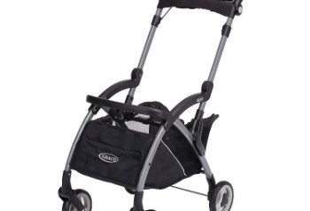 Graco Snugrider Elite Stroller and Car Seat Carrier Review