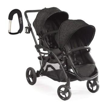 Contours OptionsElite Tandem Double Stroller