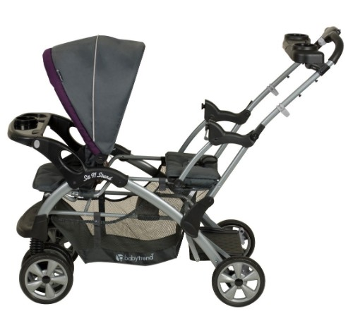 Baby Trend Sit N Stand Double Stroller, Elixer Review