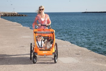 Joovy-Cocoonx2-Enclosed-Double-Stroller-Black