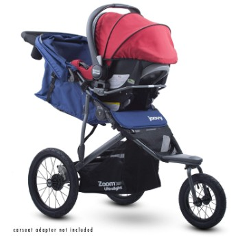 Joovy-Zoom-360-Ultralight-Jogging-Stroller-Black