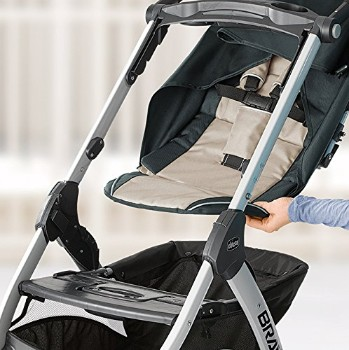 Chicco-Bravo-Quick-Fold-Stroller-Ombra