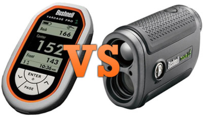 Golf GPS vs Golf Laser Rangefinder