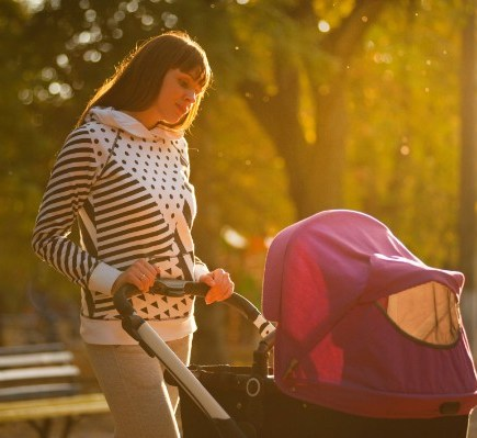 Running-With-a-Jogging-Stroller