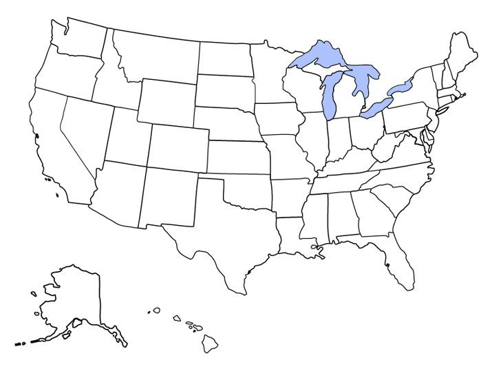 Are you in an empire state of mind? 50 States In 60 Seconds Quiz By Justchris