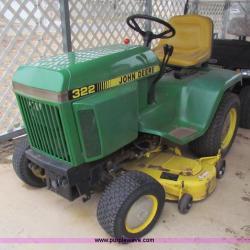 John Deere 345 Garden Tractor Manual | Gardening: Flower and