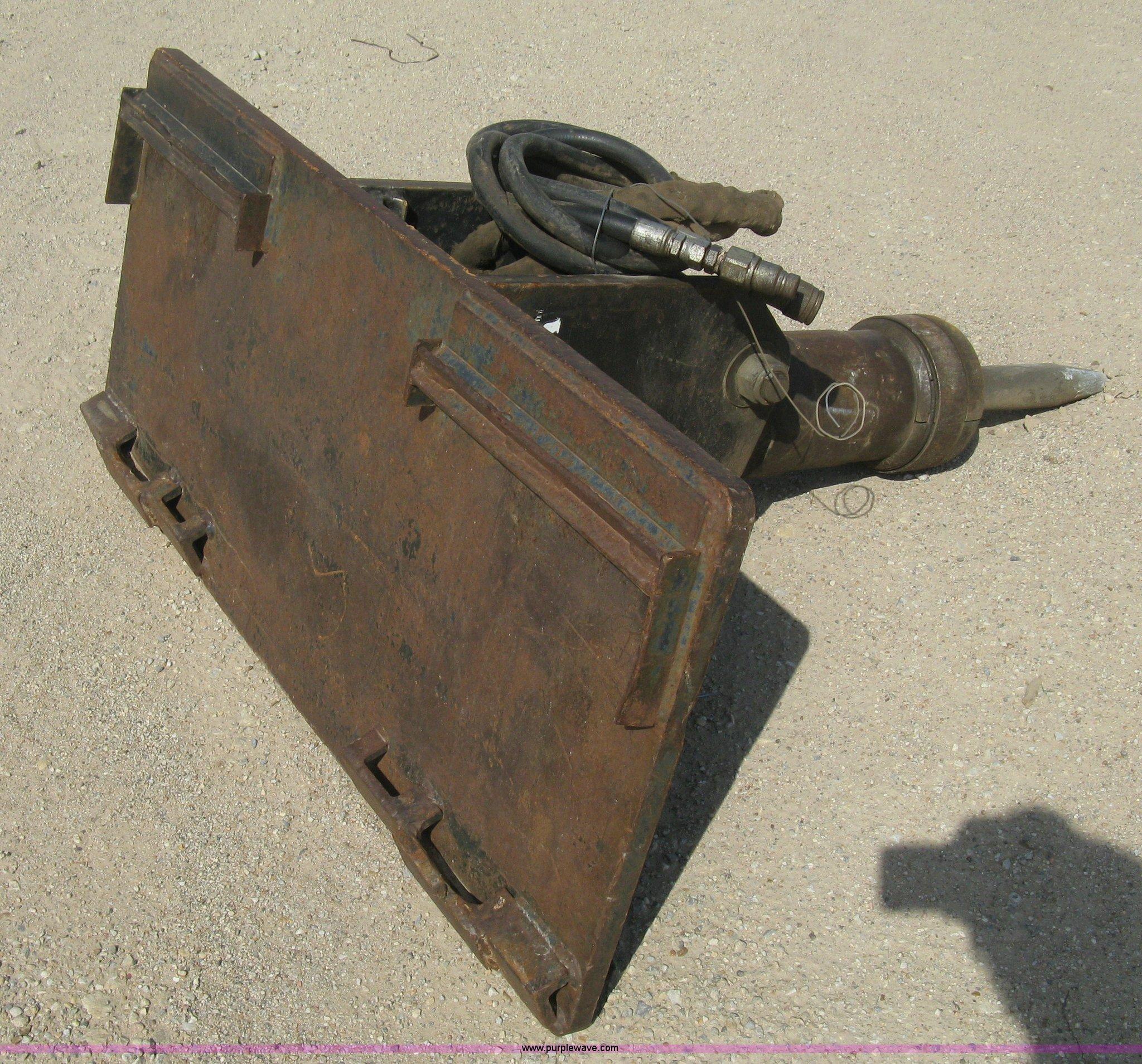 Hoover Skid Steer Buckets