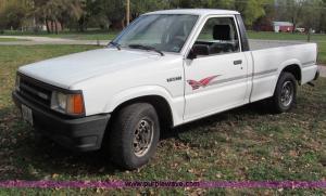 1993 Mazda B2200 pickup truck | Item E5664 | SOLD